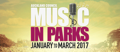 Music in Parks: Jordan Luck Band & Gareth Thomas