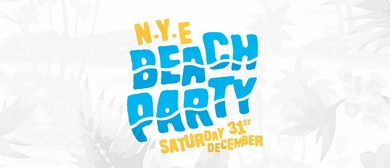 Strange & Co New Years Eve Beach Party