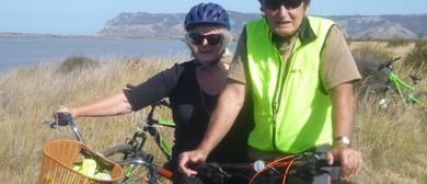 Wairau Lagoon Guided Mountain Bike Ride