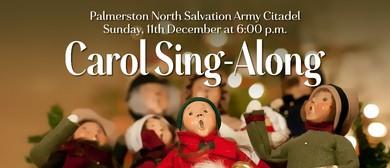 Community Carol Sing-Along