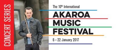 International Akaroa Music Festival 2017 - Sequenza