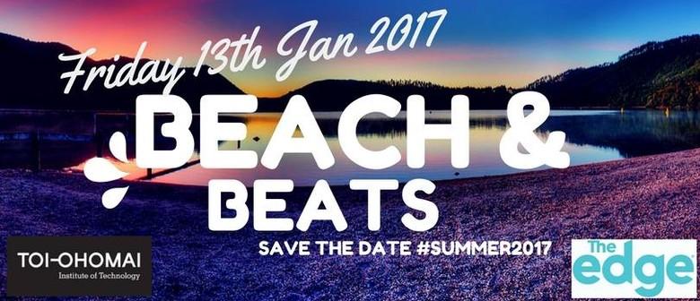 Beach & Beats with Toi Ohomai and The Edge 99.9 Rotorua