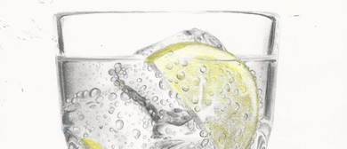 Learn to Draw - Glass In Coloured Pencil Workshop