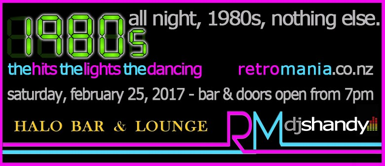 1980s - the Hits, the Lights, the Dancing