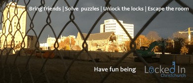 Locked In Christchurch - Room Escape Adventure Game