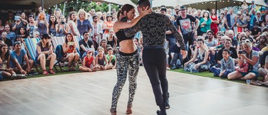 Latin Fiesta At Auckland Live Summer In the Square