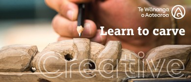 Learn to Carve - Whakairo Information Session