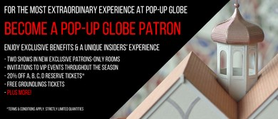 Pop-up Globe Patron Membership