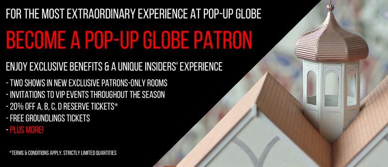 Pop-up Globe Patron Membership