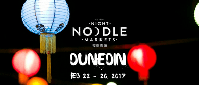 Dunedin Night Noodle Markets