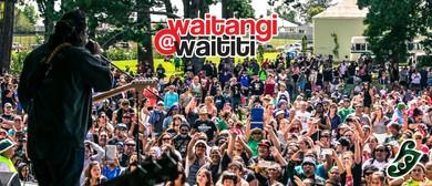 Waitangi at Waititi 2017