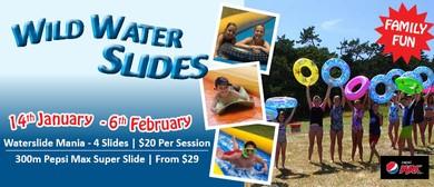 Wild Water Slides