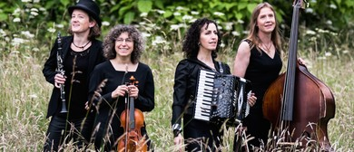London Klezmer Quartet In Motueka
