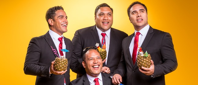 NZSO Presents: Summer Pops With the Modern Māori Quartet