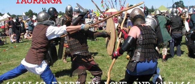 NZ Medieval Faire 2017