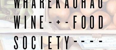 The Wharekauhau Wine & Food Society Sunday Markets