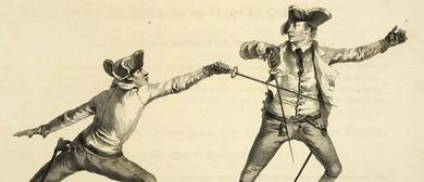 Domenico Angelo's Fencing Demonstration