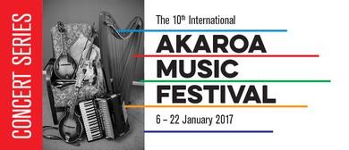 International Akaroa Music Festival 2017 - Folkalyptica