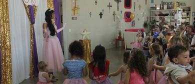 Princess Academy Launch Show