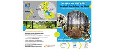 Oceania 2017 Orienteering Sprint