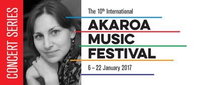 International Akaroa Music Festival 2017 - Piano Lunch