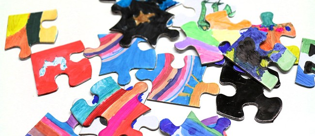 Pieces That Shape Me - School Holiday Activity