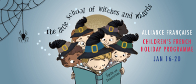 Kids Holiday Programme - Little School of Witches & Wizards