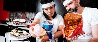 Ha! Hangry Americans: Molly Sokhom and Neil Thornton