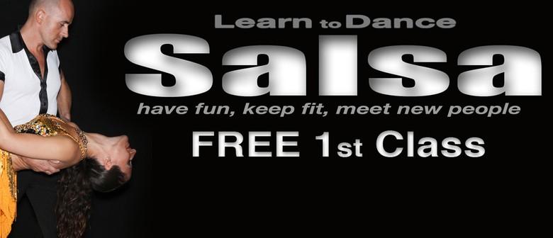 Salsa Beginners 101 Course