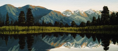 Reflection Painting Workshop