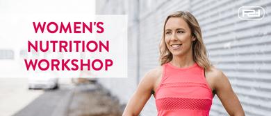 Women's Nutrition Workshop