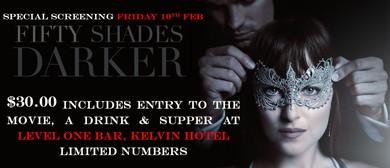 Special Screening of Fifty Shades Darker