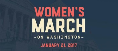 Women's March on Washington - Wellington