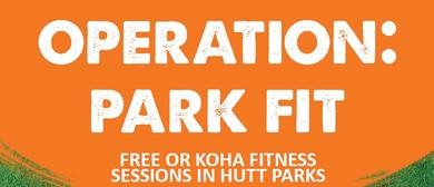Operation: Park Fit