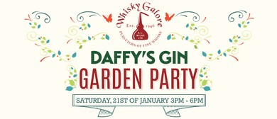 The Daffy's Gin Garden Party