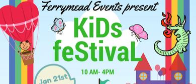 Ferrymead Kids Festival