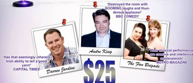 Stand Up Night With Andre King and Friends
