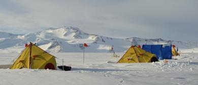 Antarctic Tent