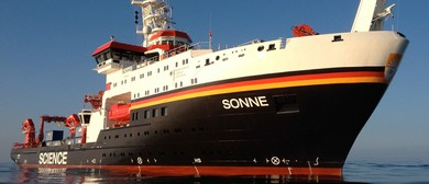 Research Vessel Sonne: Open Ship Day