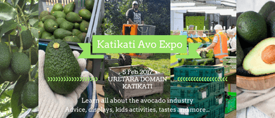 Katikati Avo Expo - In Conjunction With Katikati A & P Show