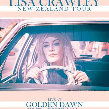 Lisa Crawley New Zealand Tour
