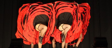 French Cancan Course With Coney Bow