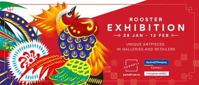 Parnell Rooster Exhibition - Chinese New Year