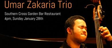 Jazz At the Cross With Umar Zakaria Trio