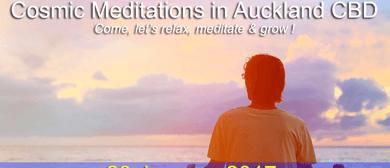 Cosmic Meditation With Shunya Bindu