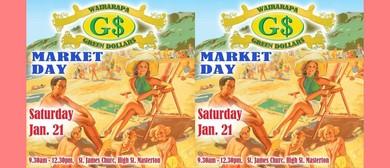 Wairarapa Green Dollar Market