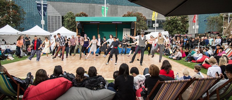 Vintage Weekend At Auckland Live Summer In the Square