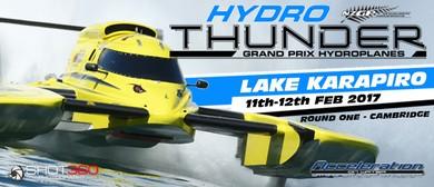 Hydro Thunder - GP Hydroplanes