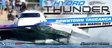 Hydro Thunder - GP Hydroplanes - Masport Cup