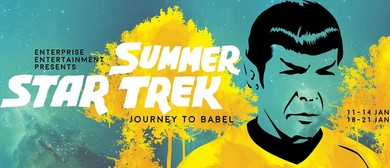 Summer Star Trek: Journey to Babel